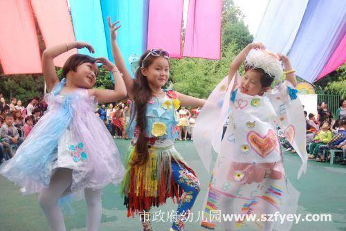 儿童礼服模特秀